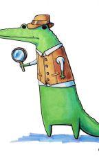 [Short childrens book] Crok's wild adventure by Aeronautikcus