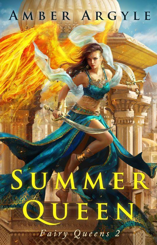 Summer Queen by AmberArgyle