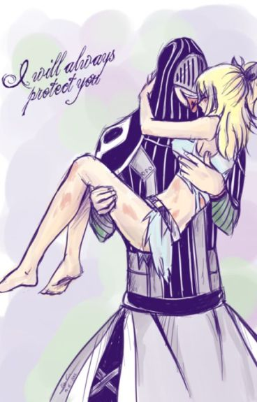 Protecting you(Bixlow x Lucy fanfic)