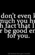 Depressing quotes by brezenremainsme