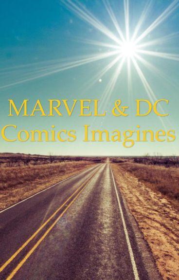 MARVEL & DC Comics Imagines