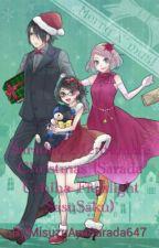Sarada's Memorable Christmas (Sarada Uchiha Fic slight SasuSaku) by IzumiAsada647