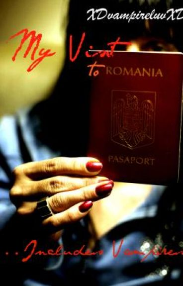 My visit to Romania.......... Includes vampires?