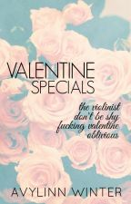 Valentine specials by Avylinn