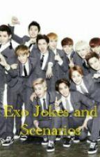 EXO Jokes and Scenarios by exoplanet_101