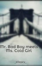 Mr. Bad Boy meets Ms. Cold Girl by _ellepcy_