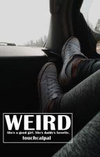 Weird. [Ashton Irwin] by TouchCalPal