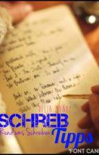 Schreibtipps - Rund ums Schreiben by DeliaMunoz