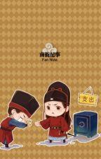 Tổng hợp fanfic Triển Chiêu - Kim Kiền (ĐKPPLNVCV) by Yuntanie