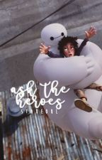 Big Hero 6 • Ask the Heroes • by stareoul