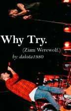 Why Try. (Ziam Werewolf.) by dakota1980