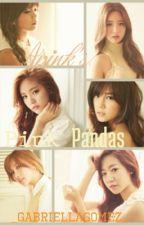 Apink's Pink Pandas(K-pop) by _GabriellaGomez_