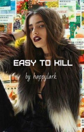 Тебя легко убить by happylark