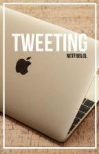 Tweeting  ➳ l.h. by notfablol