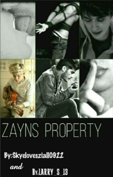 Zayn's property (BoyxBoy)