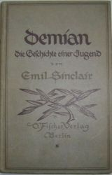 Demian: The Youth Of Emil Sinclair by narcosomnia