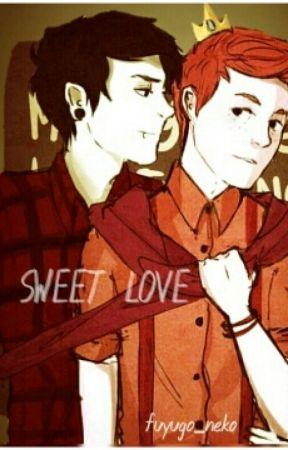 sweet love  (gumshall)(yaoi/gay) by fuyugo_neko