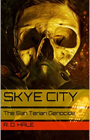 Sky City: The Rise of an Orphan - Part 2 of the Watty 2014 Winner by Riksta10001