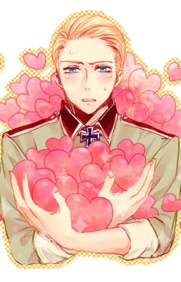 Being kidnapped: Germany x Chubby! Shy!Reader (Might turn to Hetalia x reader)
