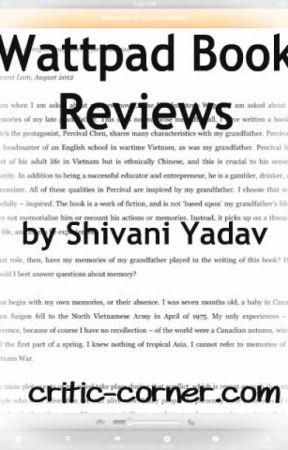 Wattpad Book Reviews -