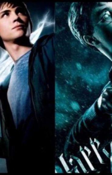 A New Life (Percy Jackson/Harry Potter Crossover)