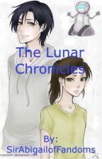 Lunar Chronicles by dinosaur_meet_meteor