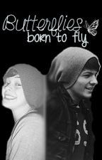 Butterflies born to fly |Larry Stylinson| by birdaydreams