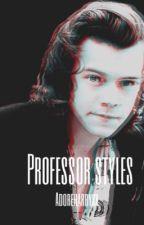Professor Styles by adoreharryxx