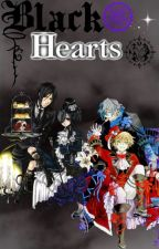 Black Hearts (Pandora hearts and Black Butler crossover) by OzVessalius1