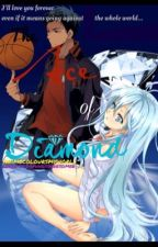 The Ace of Diamond (Kuroko no Basket fanfics)(Aomine x oc) by animecoloursmyworld