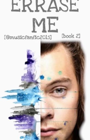Erase Me (Color Me Book 2 H.S)