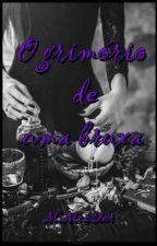 O grimório de uma bruxa by MMeester