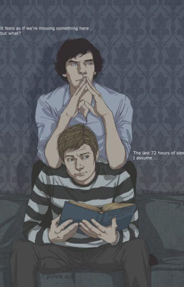 Sherlock Fanfiction: I'm Fine