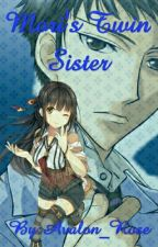 "Mori's ""Twin Sister""(OHSHC love story) by Avalon_Rose"