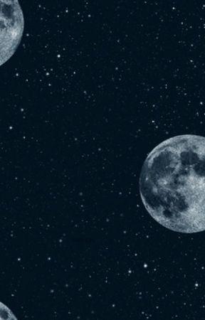 Twelve Moons: a Year in Poetry by kawaiifordays