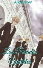 Los Pecados Capitales...(yaoi/gay) by Neko10000