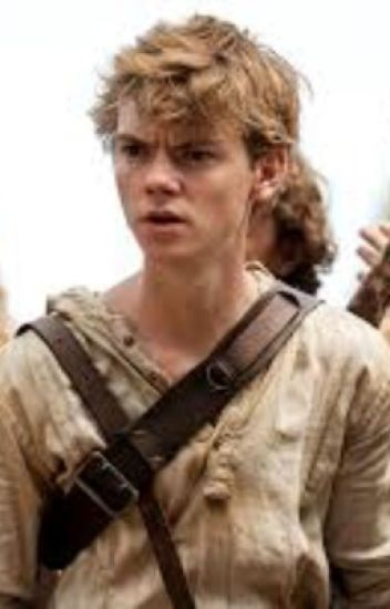 The Maze Runner series Newts Point of view