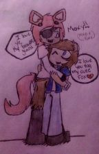 On the rough seas (Mike x Foxy) by ToTheStarsLove