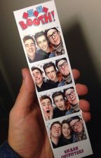 Troyler + Connor by YoutubersYay