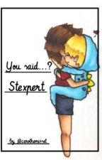 You said...? | » stexpert. ✔️ by carothemisset