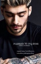MARRIED TO MY BOSS -italian translation- (on hold) by justkeeptwercking