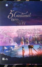 5 Centimet trên giây- Shinkai Makoto by MonMi3621