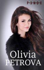 Olivia Petrova (TVD y TO) by MechaBoragno