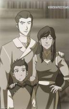 Family Portrait (Makorra) by VeverieeBlack