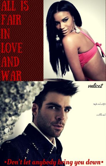 All is Fair in Love and War (BWWM)