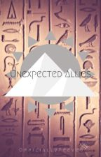 Unexpected Allies (A short HoO Kane Chronicles Crossover) [Unedited] by OfficiallyPeeved