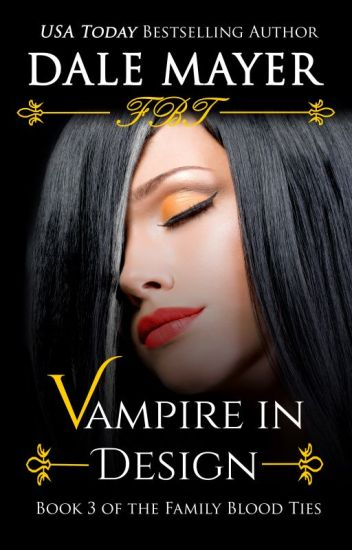 Vampire in Design - book 3