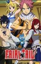 The Tail of a Lone Wolf - A Fairy Tail FanFiction by Wolfiegirl1