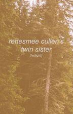 Renesmee Cullen's Twin Sister by ayrpluto72
