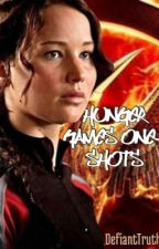 Hunger Games oneshots by stardustedrose